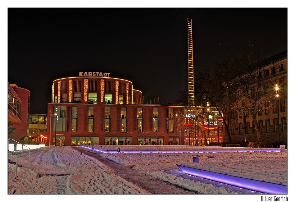 Eiszeit in Duisburg 2