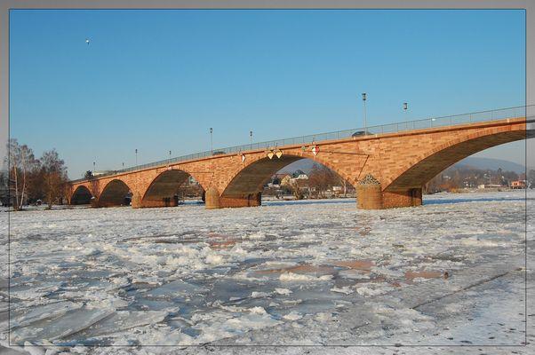 Eiszeit in Miltenberg