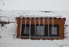 Eiszeit in Norddeutschland ( Insel Hiddensee)