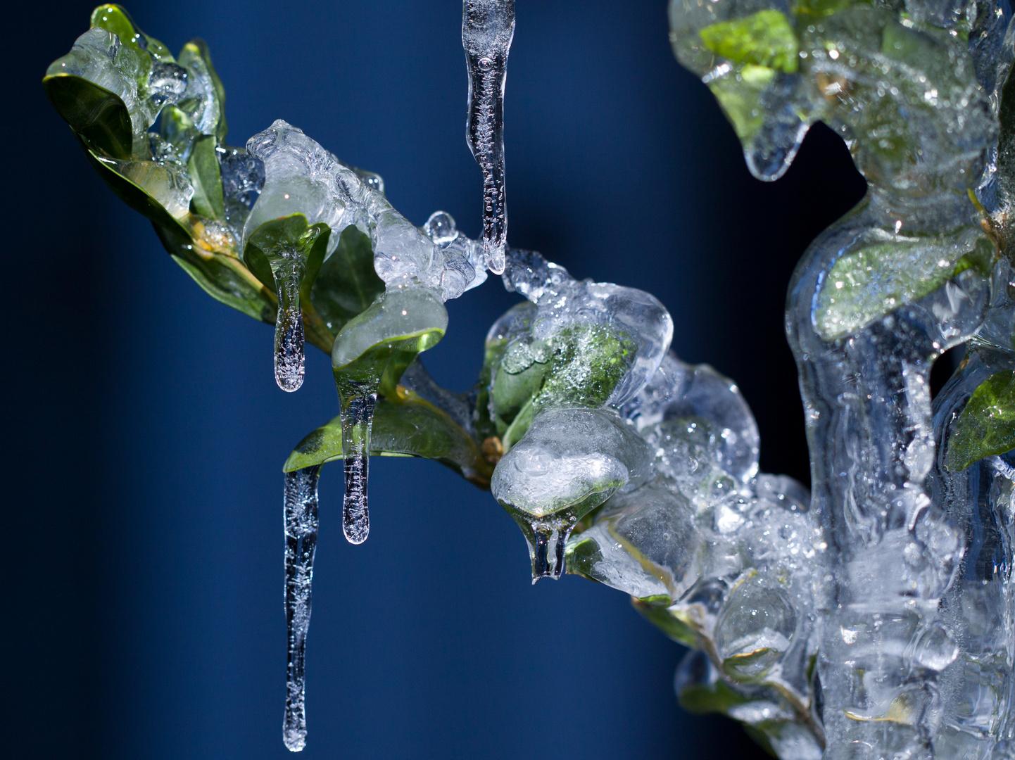Eiszeit in Vorsfelde