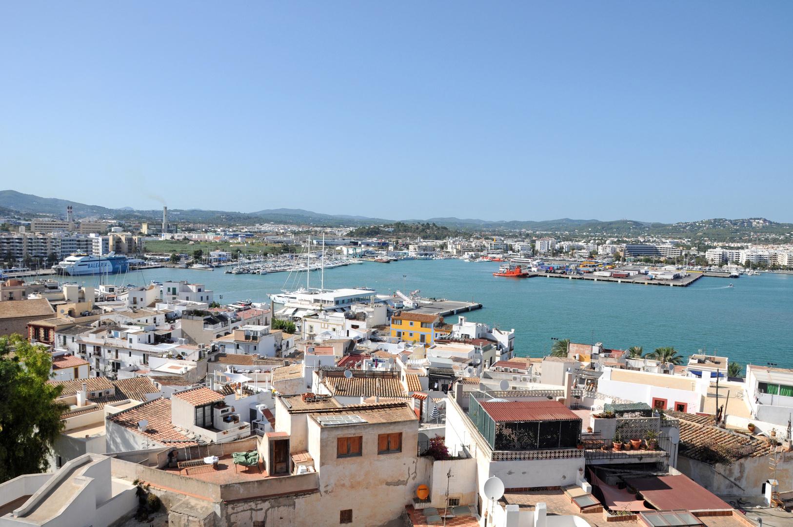 Eivissa Altstadt