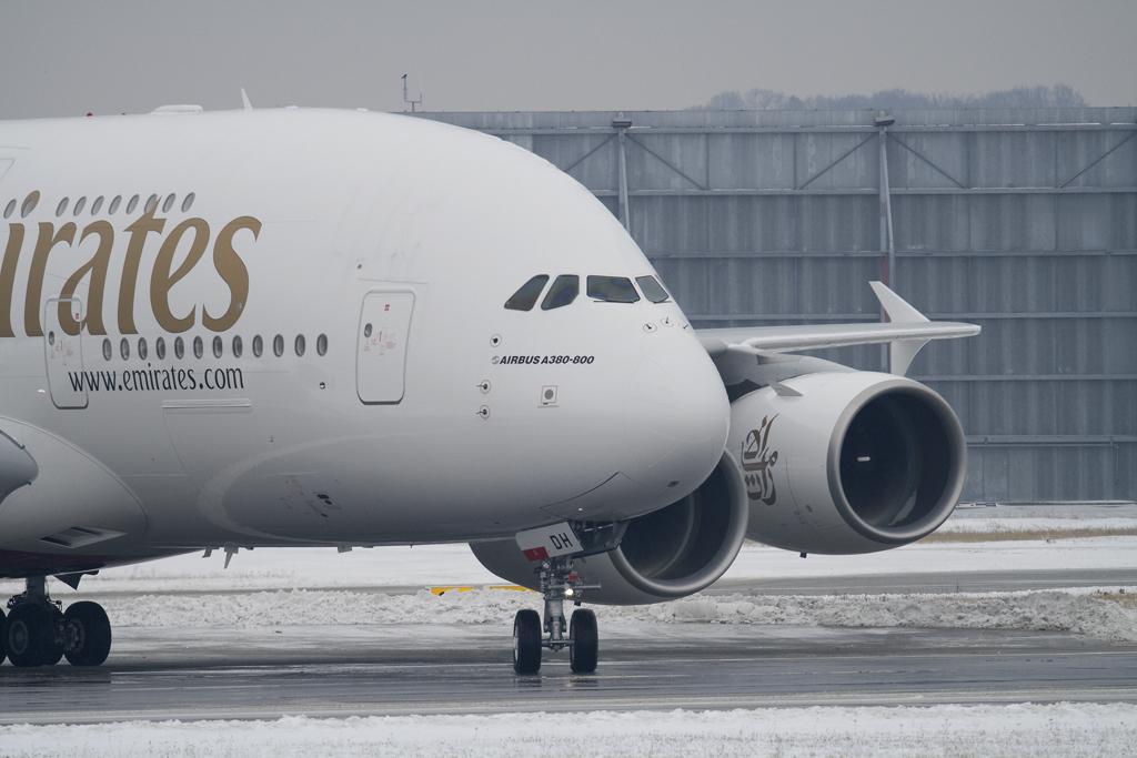 EK A380 #8