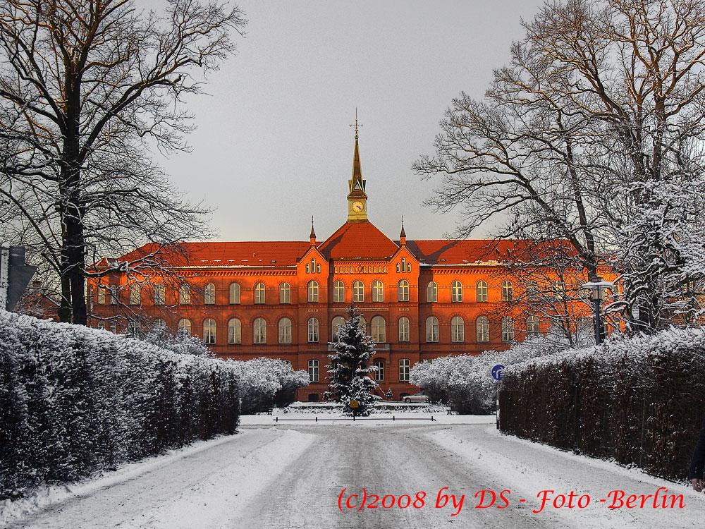 EKH im Winter