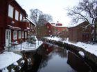 Eksjö in Schweden