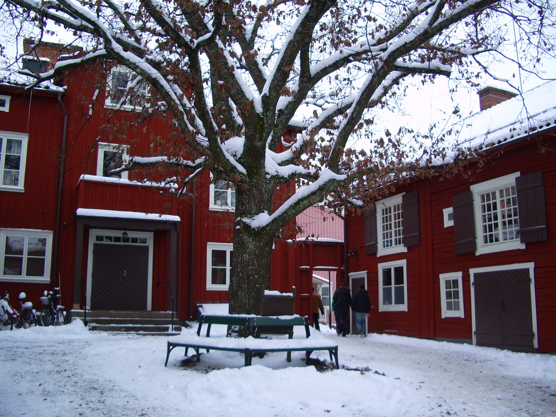 Eksjö Innenhof