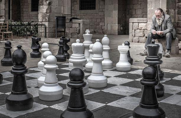 El ajedrez de la vida...