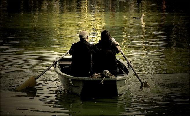 ...el amor es una barca...