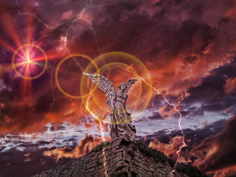 El Angel Caido