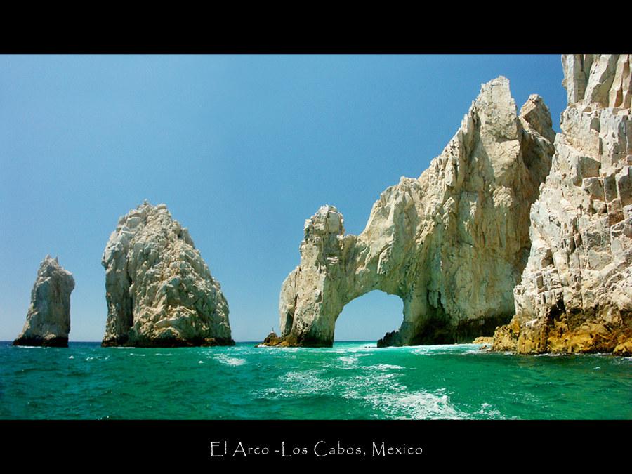 """""""El Arco"""" - Los Cabos"""