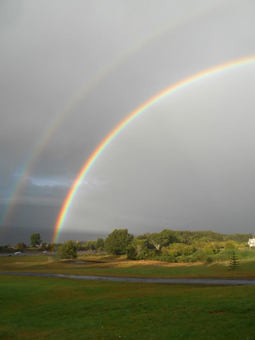 El arcoiris más hermoso que he visto