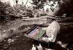 El artista pintor (II)