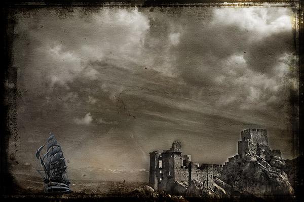 el asedio de los olivares