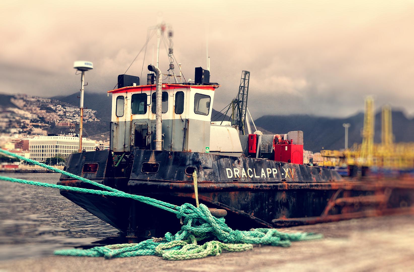 El barco y el tiempo III