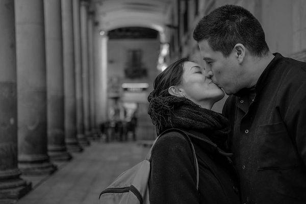 'El beso' (1)
