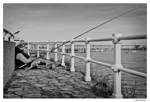 El blues del pescador