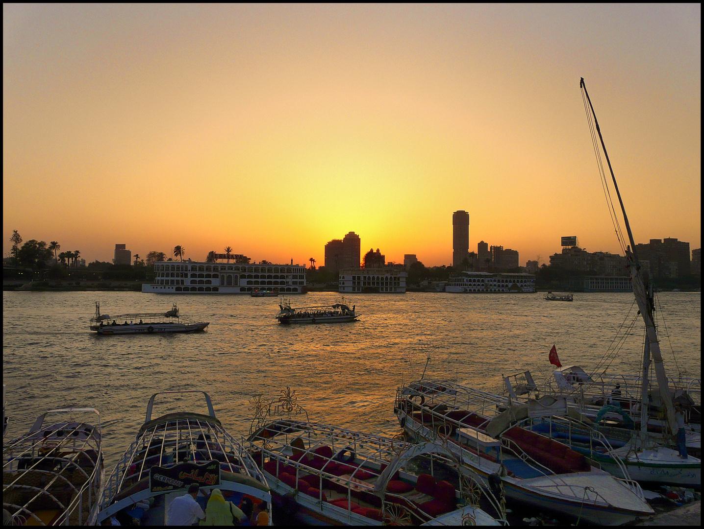 El Cairo, un año de revolución