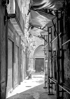 'El callejón'