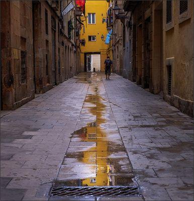 El callejón del agua