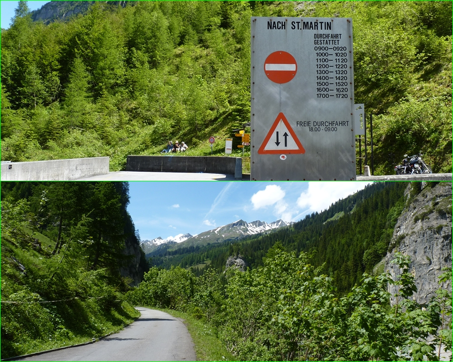 el camina a / le chemin vers / die Strasse nach St. Martin..02