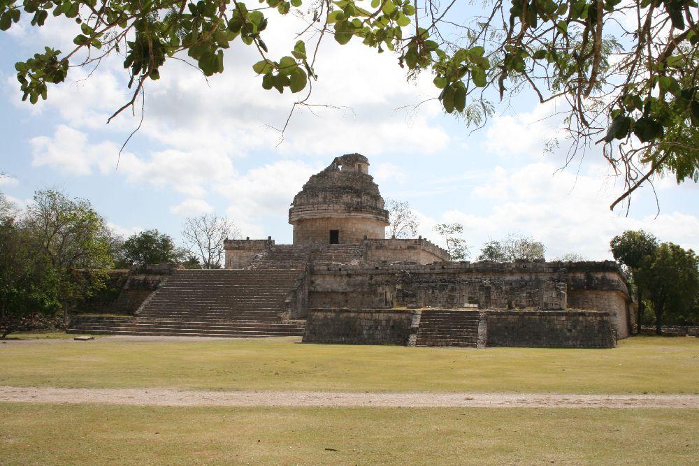 El Caracol - Chichén Itzá