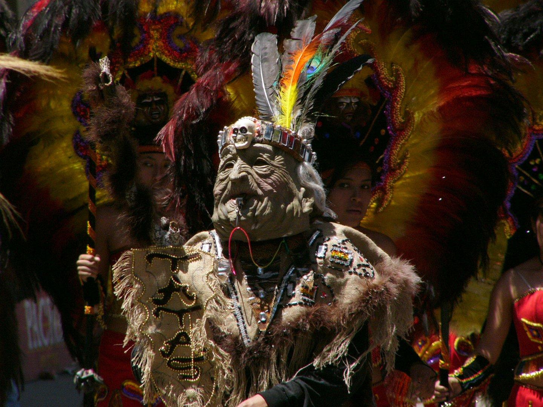 El Carnaval en Bolivia (Bolivia Carnaval)