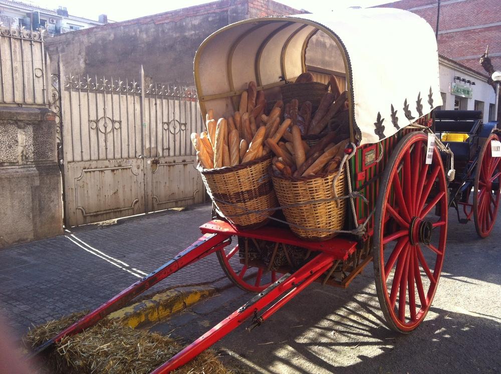 El carro del Panadero
