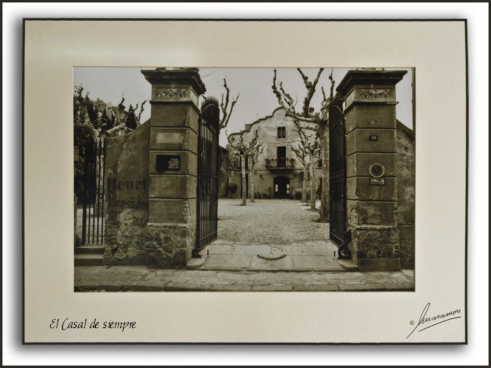 El Casal de siempre (Esplugues de Llobregat - Barcelona)