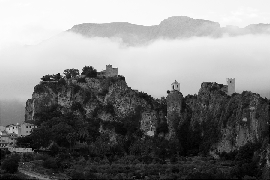 El Castell de Guadelest