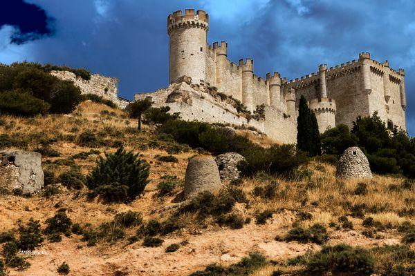 El castillo de Baco