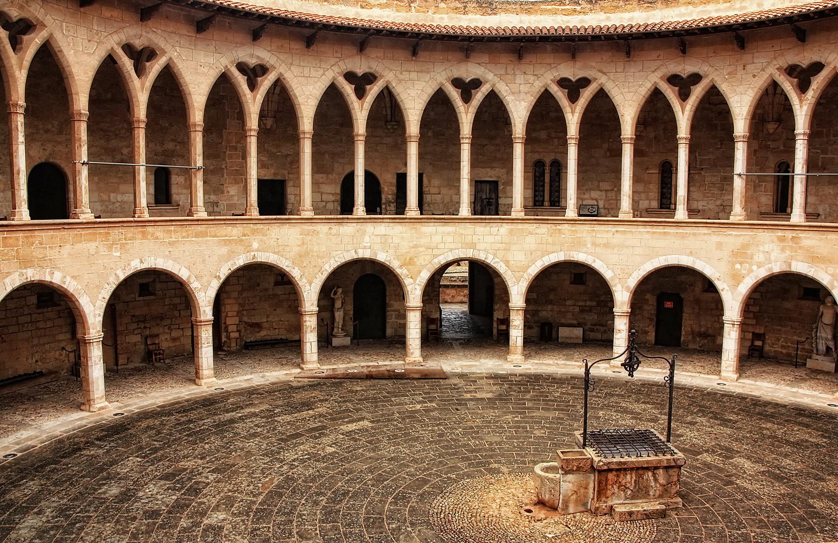 El Castillo de Bellver