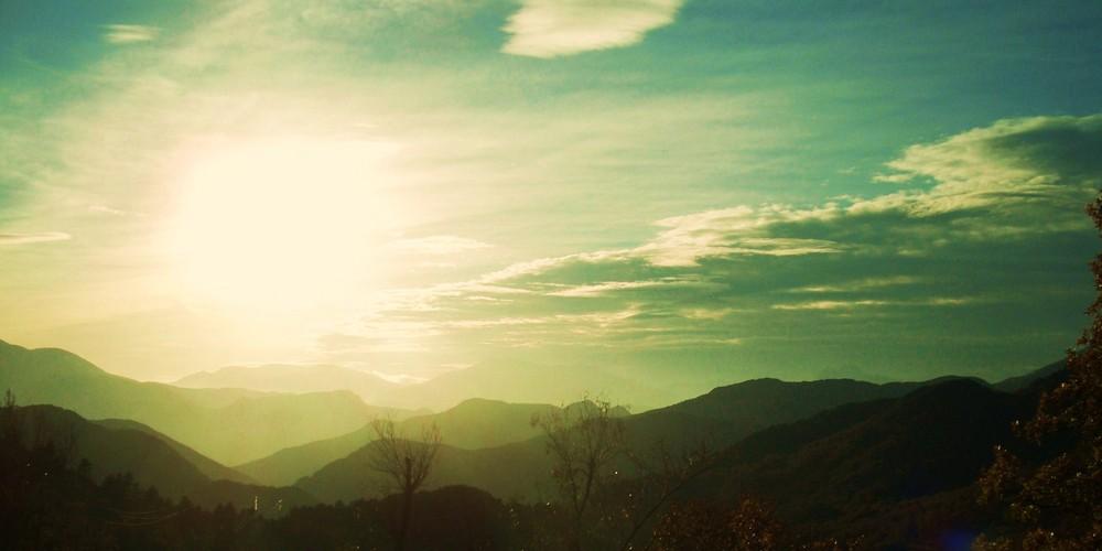 el cel és màgic