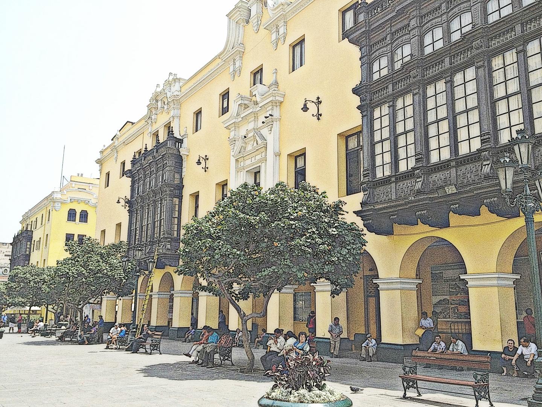 El Centro de Lima
