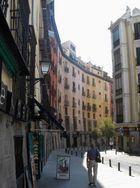 El centro de Madrid - Madrid city centre - España, Spain, Espagne