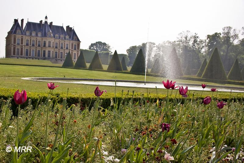 El chateau de Sceaux