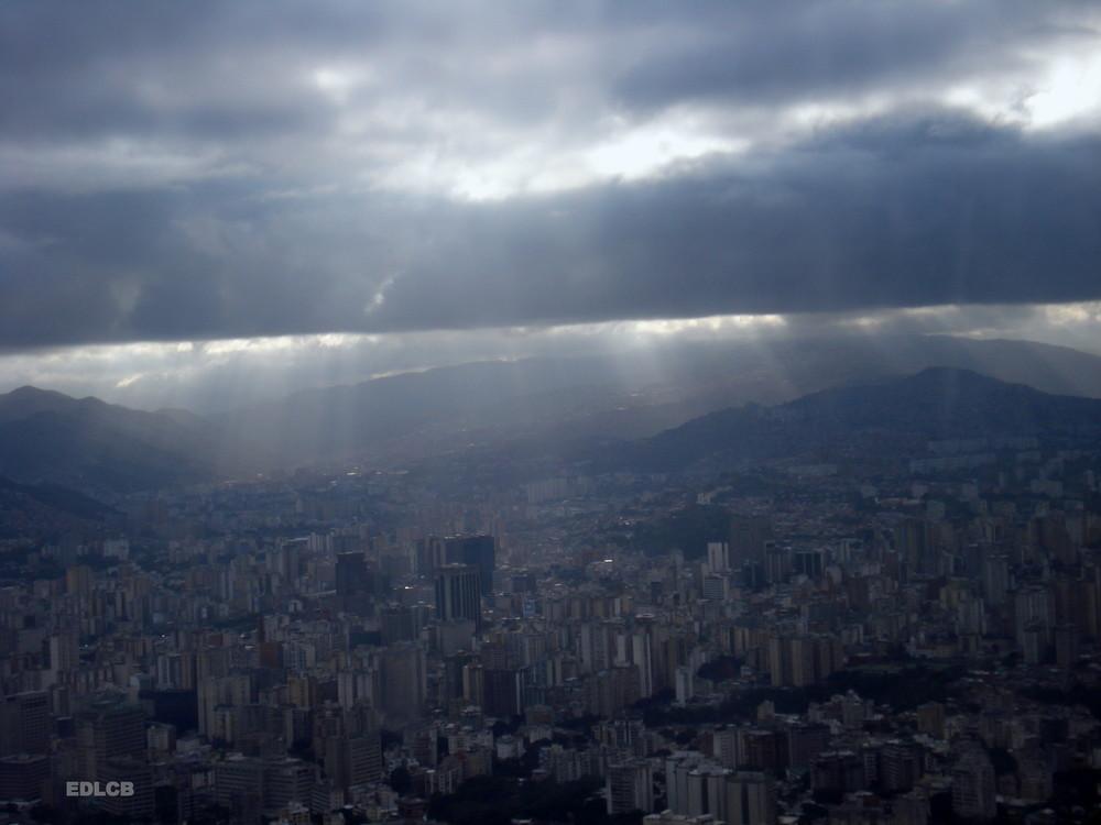 El cielo de Caracas
