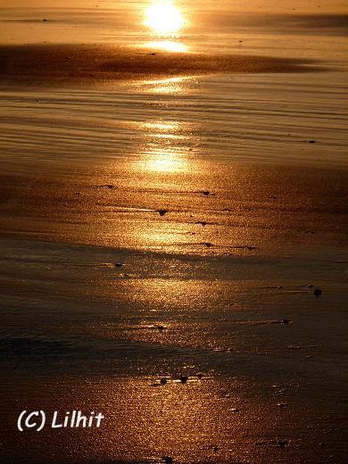 El cielo en la arena