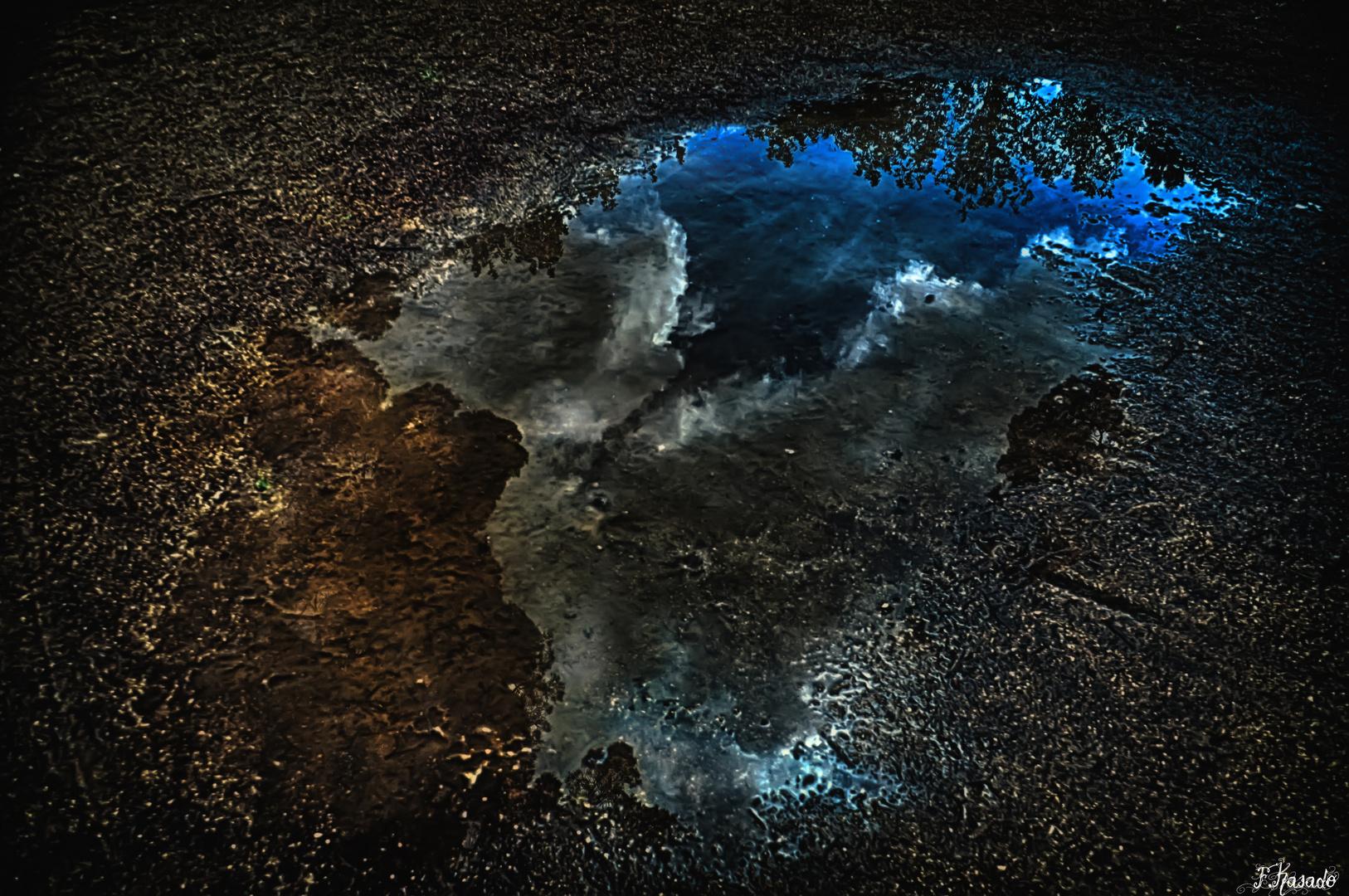 El cielo por los suelos