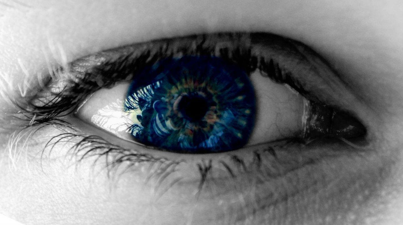El color de ojos no hace la mirada