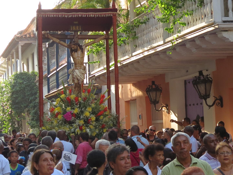El Cristo de Cartagena de Indias