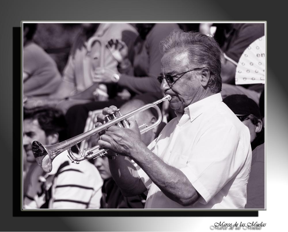 El de la trompeta