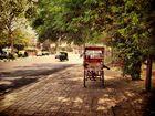 El descanso del guerrero, Delhi