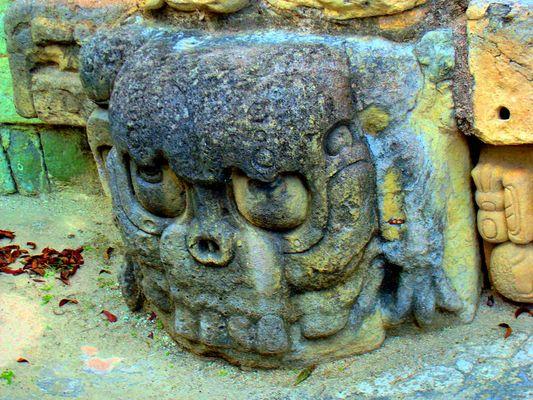 El dios Murciélago [maya]