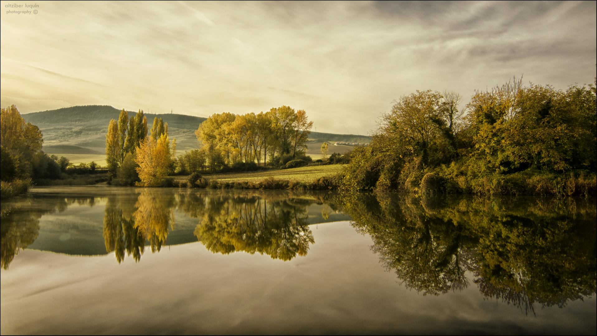 El espejo del otoño