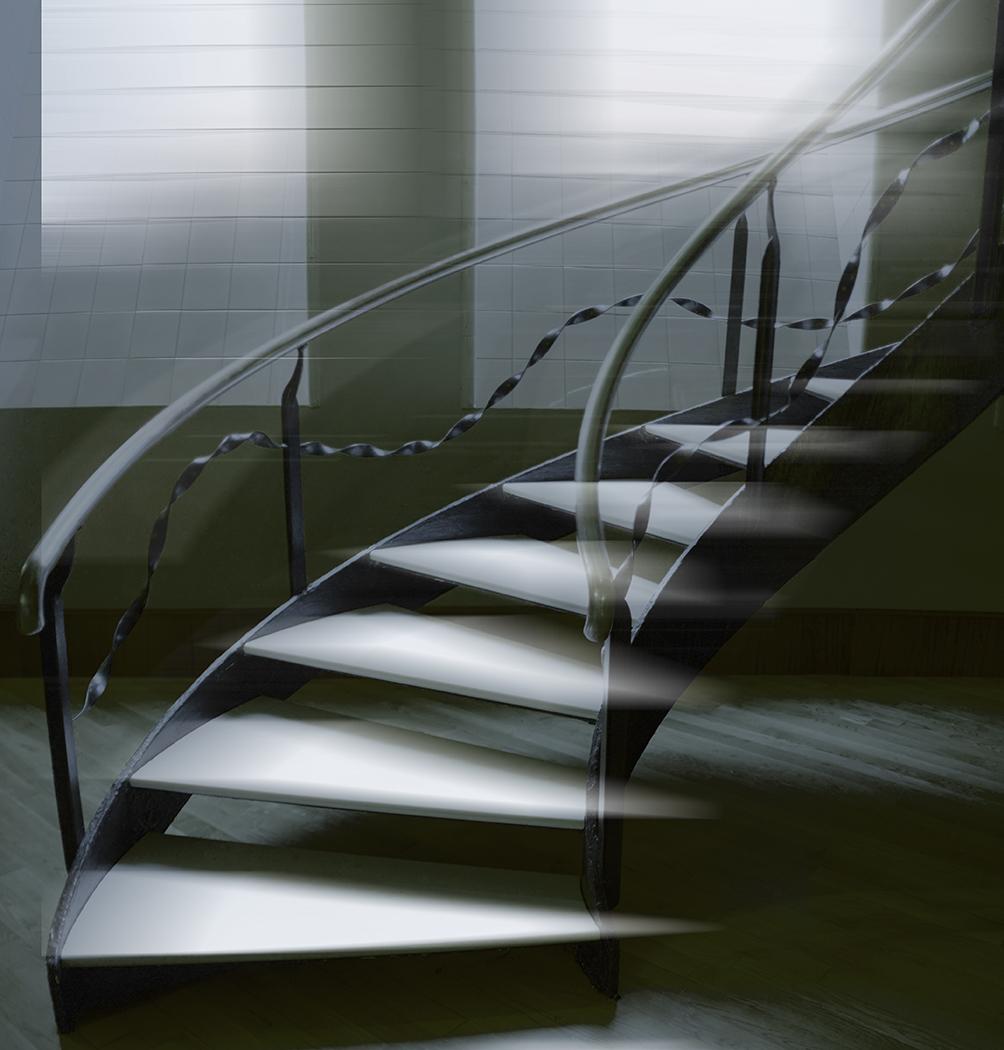 """El espíritu de la escalera """
