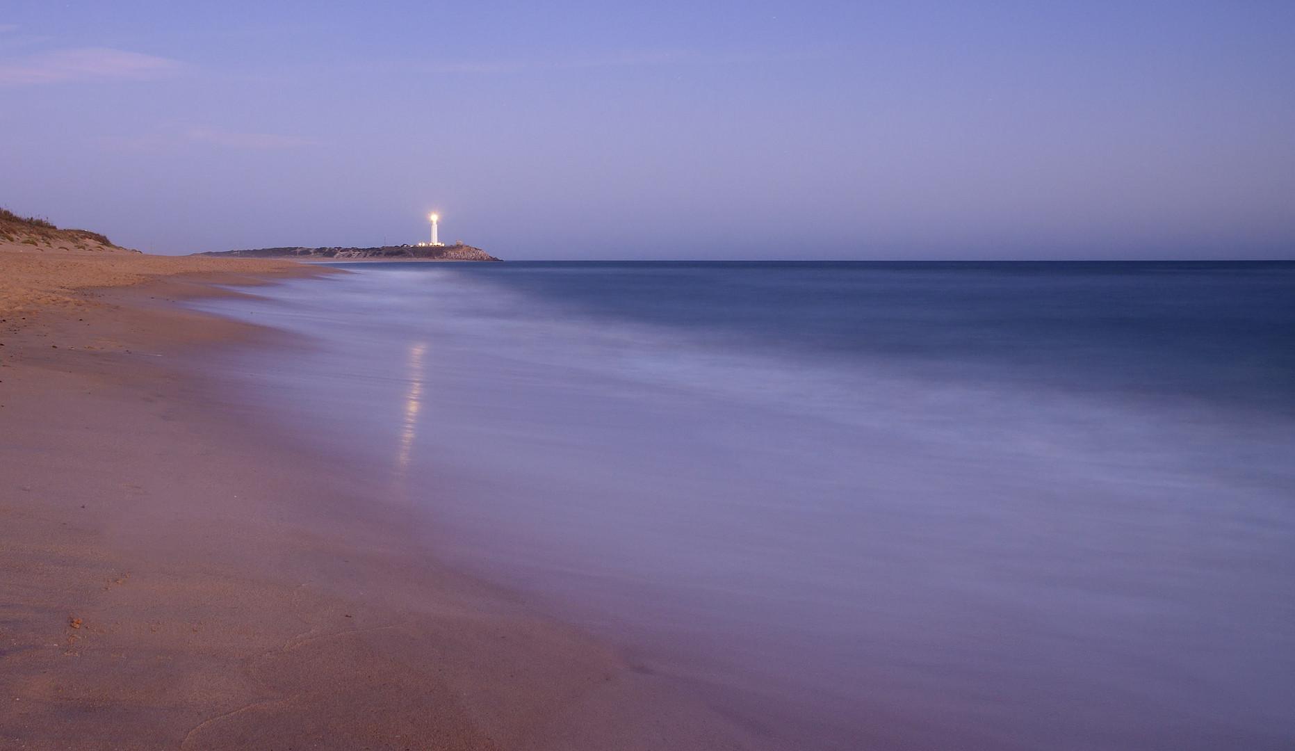 El Faro de Trafalgar desde El Palmar
