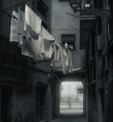 """"""" El final de la calle """""""