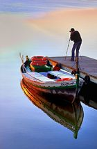 El fotógrafo y la barca