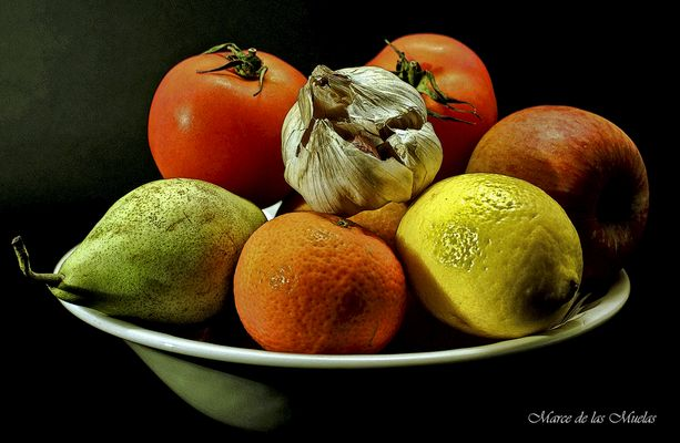 ...el frutero...