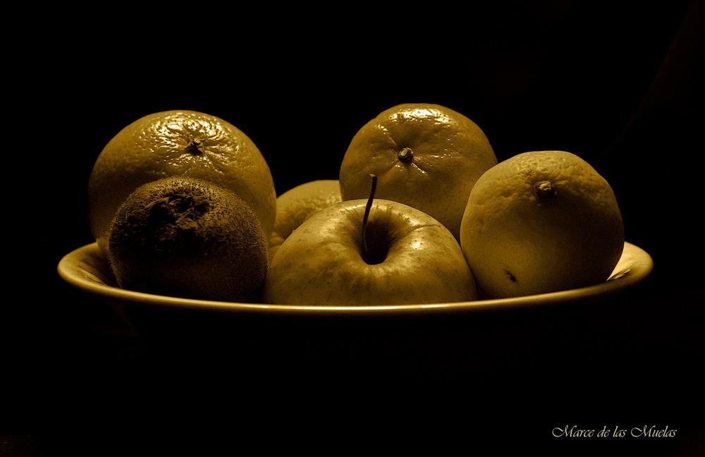 ...el frutero oscuro...