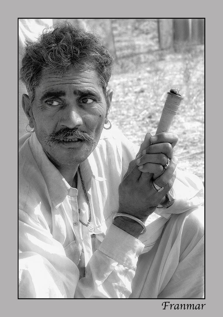 El fumador de chilom 1